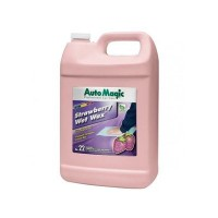 Automagic ceara cu aroma de capsuni-Strawberry Wet Wax