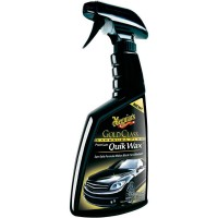Meguiars - Gold Class Premium Quick Wax ceară lichidă cu carnauba  flacon 473 ml