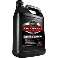 MEGUIAR'S DA MICROFIBER CORRECTION COMPOUND D300 - PASTA ABRAZIVA POLISH 1 GALLON