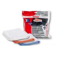 Sonax microfibre Cloth Ultrafine - Lavete microfibre ultrafine