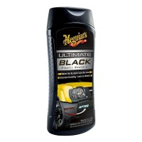 DRESING PLASTIC EXTERIOR ULTIMATE BLACK MEGUIAR'S  354ml