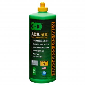 3D ACA 500 X-TRA COMPOUND 946 ML