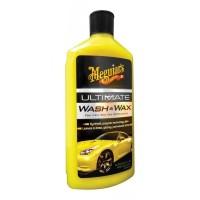 Sampon Auto Cu Ceara - Ultimate Wash & Wax Meguiar s