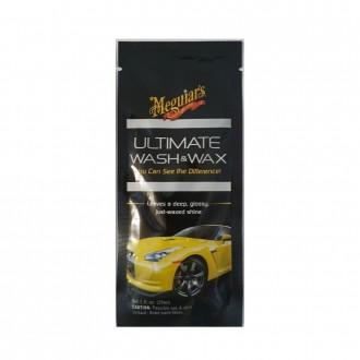 SAMPON AUTO CU CEARA MEGUIAR'S ULTIMATE WASH AND WAX, 29ML
