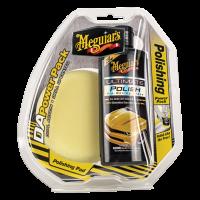 Kit Polish Meguiar s DA Polishing Power Pack