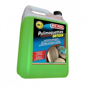 Pulimoquettes Oxygen-Detergent curatare interior