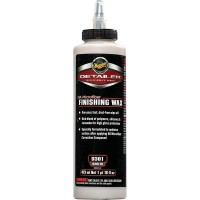 MEGUIAR'S DA MICROFIBER FINISHING WAX D301 - PASTA POLISH FINISH