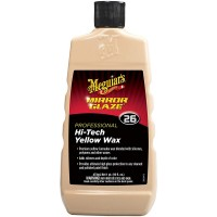 MEGUIAR'S HI-TECH YELLOW WAX - CEARA AUTO
