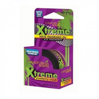 Odorizant auto California Scents Xtreme - Pomberry Crush