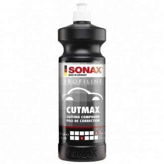 Pasta Polish Abraziv pentru zgarieturi -  Sonax CUTMAX 1 Litru